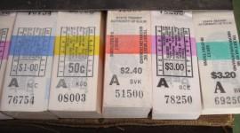 Bus Ticket Wallpaper Download
