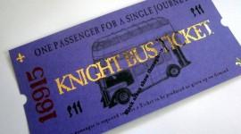 Bus Ticket Wallpaper Download Free