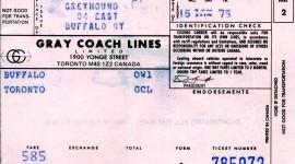 Bus Ticket Wallpaper For Desktop