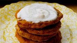 Carrot Pancakes Wallpaper Background