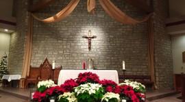 Catholic Christmas Desktop Wallpaper HD