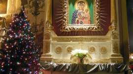 Catholic Christmas Wallpaper For IPhone