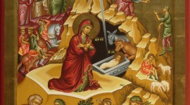Catholic Christmas Wallpaper For Mobile