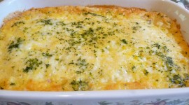 Cheese Casserole Wallpaper HD