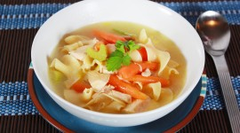 Chicken Soup High Quality Wallpaper