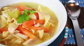 Chicken Soup Wallpaper For PC