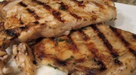 Chicken Steak Desktop Wallpaper