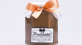 Chocolate Paste Wallpaper For IPhone Free