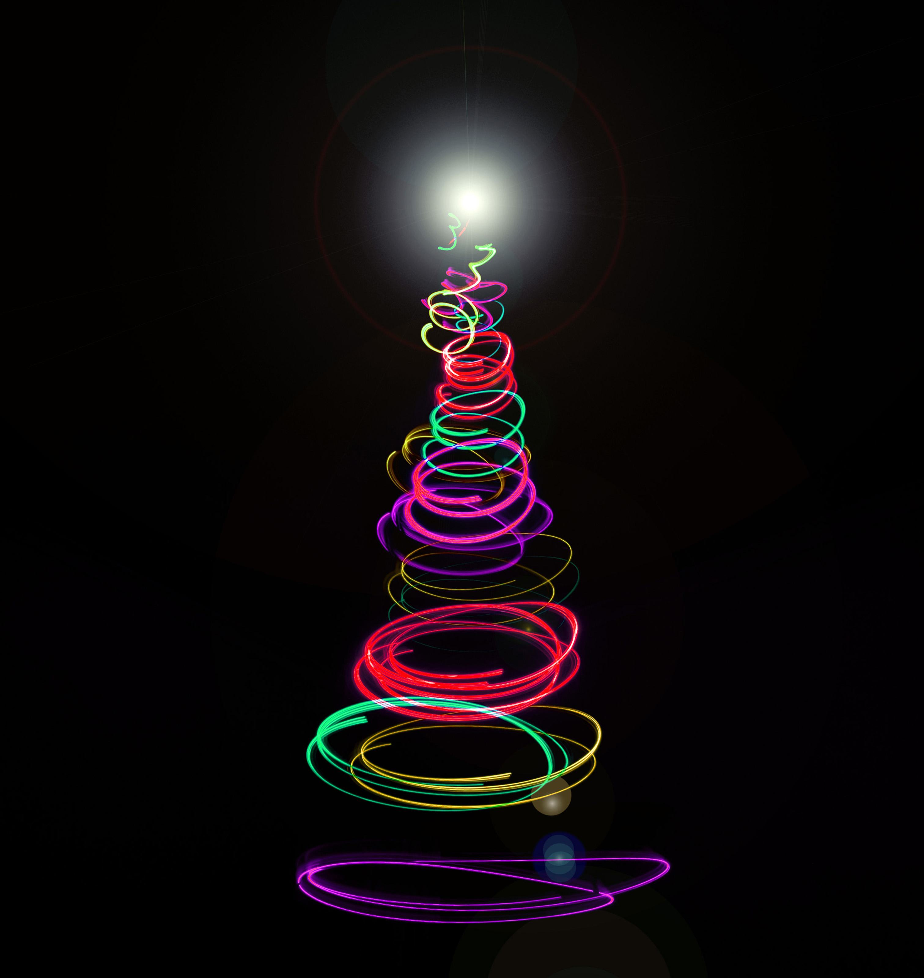 Christmas Abstract Wallpapers High Quality