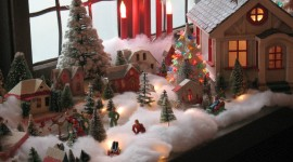 Christmas Decoration At Home Best Wallpaper