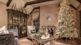Christmas Decoration At Home Wallpaper 1080p