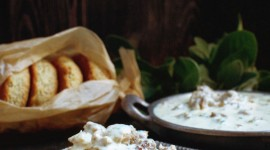 Creamy Gravy Wallpaper For IPhone Download