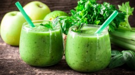 Detox Smoothies Wallpaper Download