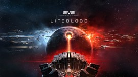 Eve Online Lifeblood Desktop Wallpaper