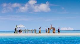 Fiji Wallpaper Background