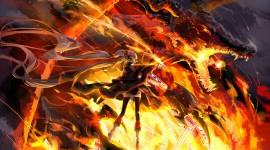 Fire x Fire Wallpaper 1080p