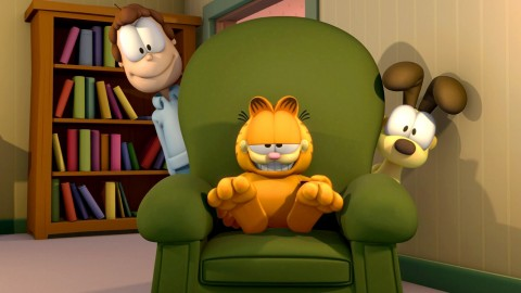 Garfield Gets Real wallpapers high quality