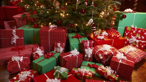 Gifts Under The Tree Tradition wallpapers high quality