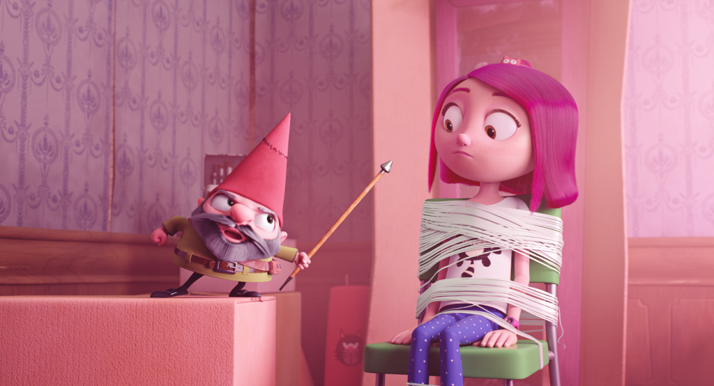 Gnome Alone wallpapers HD