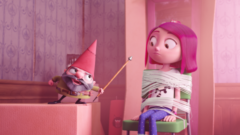 Gnome Alone wallpapers high quality