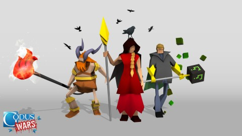 Godus Wars wallpapers high quality