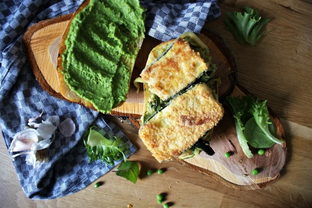Green Sandwich wallpapers HD