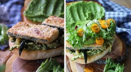 Green Sandwich Wallpaper Gallery