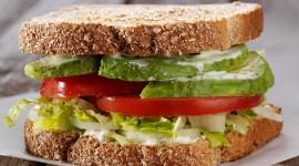 Green Sandwich Wallpaper HD
