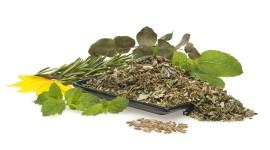Herbal Tea Desktop Wallpaper