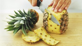 How To Cut A Pineapple Wallpaper 1080p