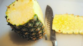How To Cut A Pineapple Wallpaper High Definition