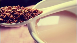 Instant Coffee Desktop Wallpaper HD