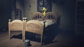 Little Nightmares The Hideaway Aircraft Picture