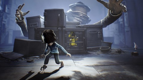 Little Nightmares The Hideaway wallpapers high quality