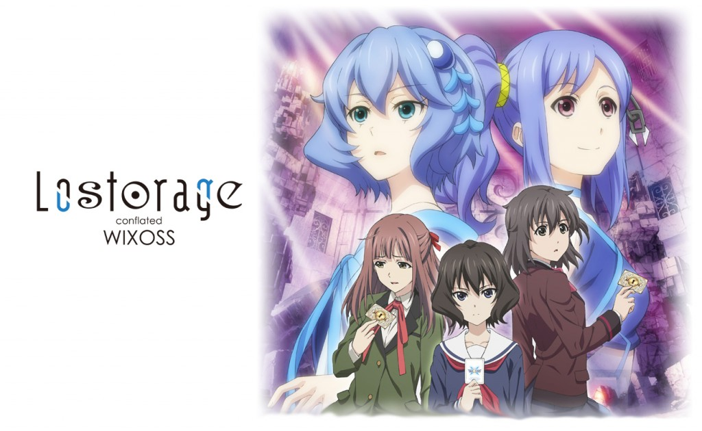 Lostorage Conflated Wixoss wallpapers HD