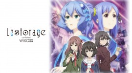 Lostorage Conflated Wixoss Wallpaper