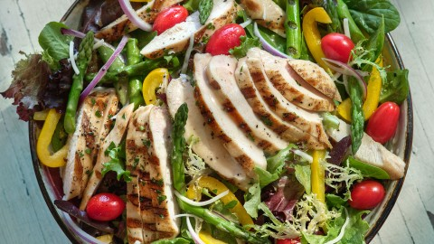 Meat Salad wallpapers high quality