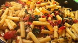 Mediterranean Pasta Best Wallpaper