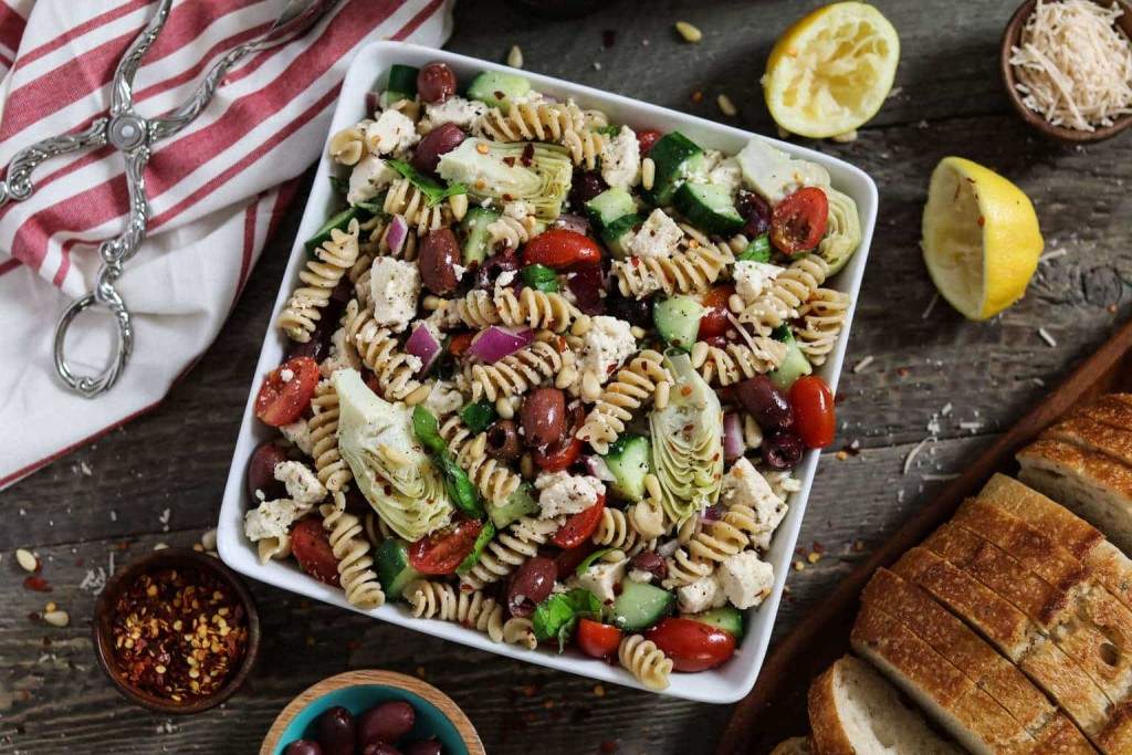 Mediterranean Pasta wallpapers HD