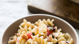 Mediterranean Pasta Wallpaper Download Free
