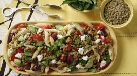 Mediterranean Pasta Wallpaper For Desktop