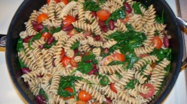 Mediterranean Pasta Wallpaper For PC