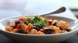 Mediterranean Pasta Wallpaper Free