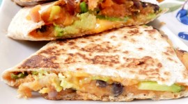 Mexican Quesadilla Wallpaper For IPhone