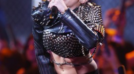 Miley Cyrus On Stage Wallpaper For IPhone Free