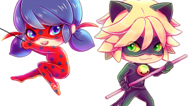 Miraculous ZAG Chibi Photo