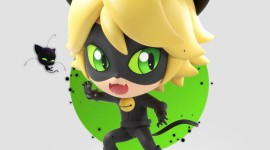Miraculous ZAG Chibi Wallpaper For PC