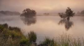 Mist Over Water Wallpaper Gallery