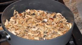 Mushroom Casserole Best Wallpaper