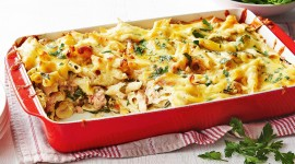 Mushroom Casserole High Quality Wallpaper